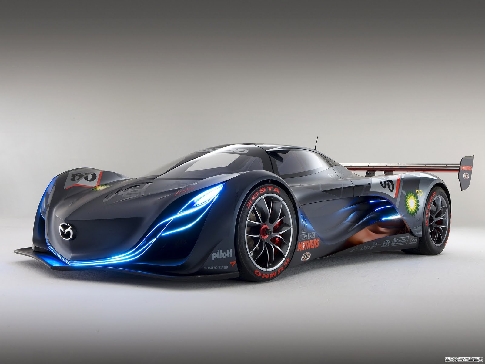 mazda furai wallpaper. Cars Wallpapers »