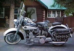 1958 Harley Davidson FL